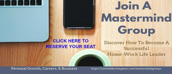 JOIN A MASTERMIND GROUP