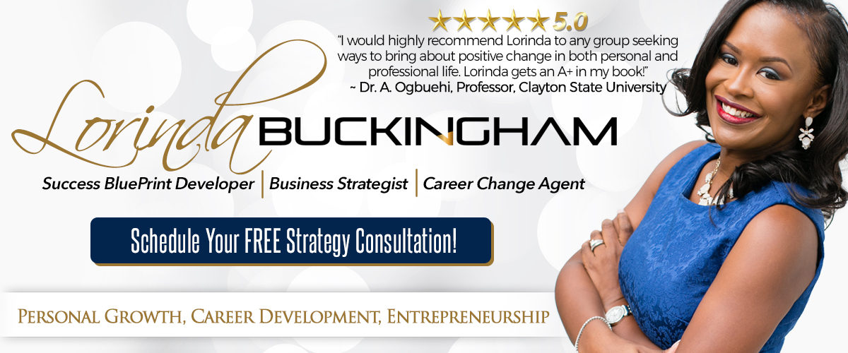 Lorinda Buckingham, Motivational Speaker, Coach, & Trainer