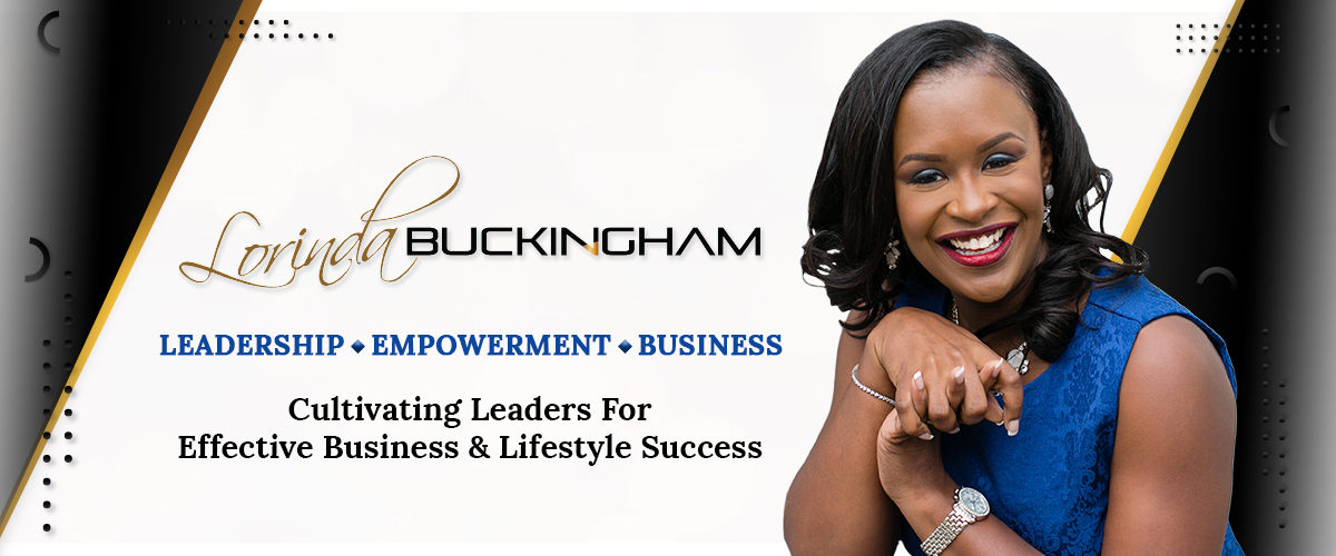 Lorinda Buckingham - Speaker, Coach, & Trainer