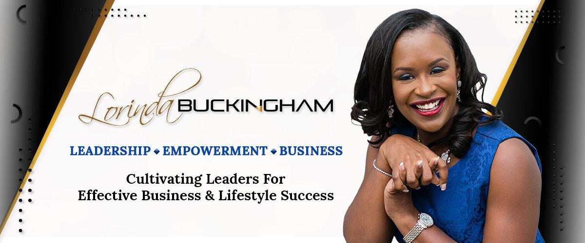 Lorinda Buckingham - Speaker, Coach, & Trainer